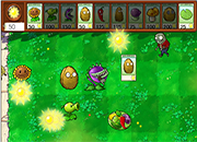 Plants Vs Zombies Flash2015