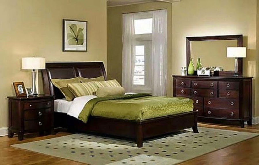 Master bedroom design and ideas color get more for Normal bedroom designs