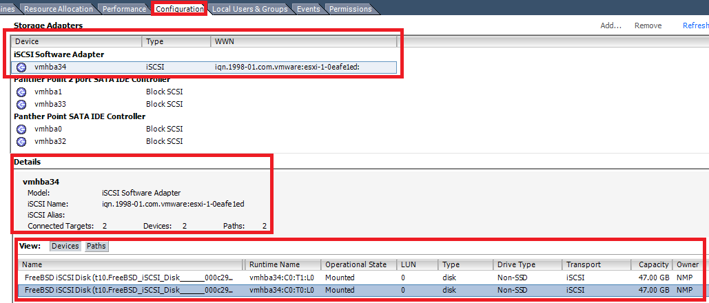 how to add second hard drive to vmware esxi