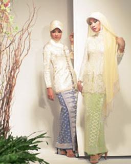 Trend Model Kebaya