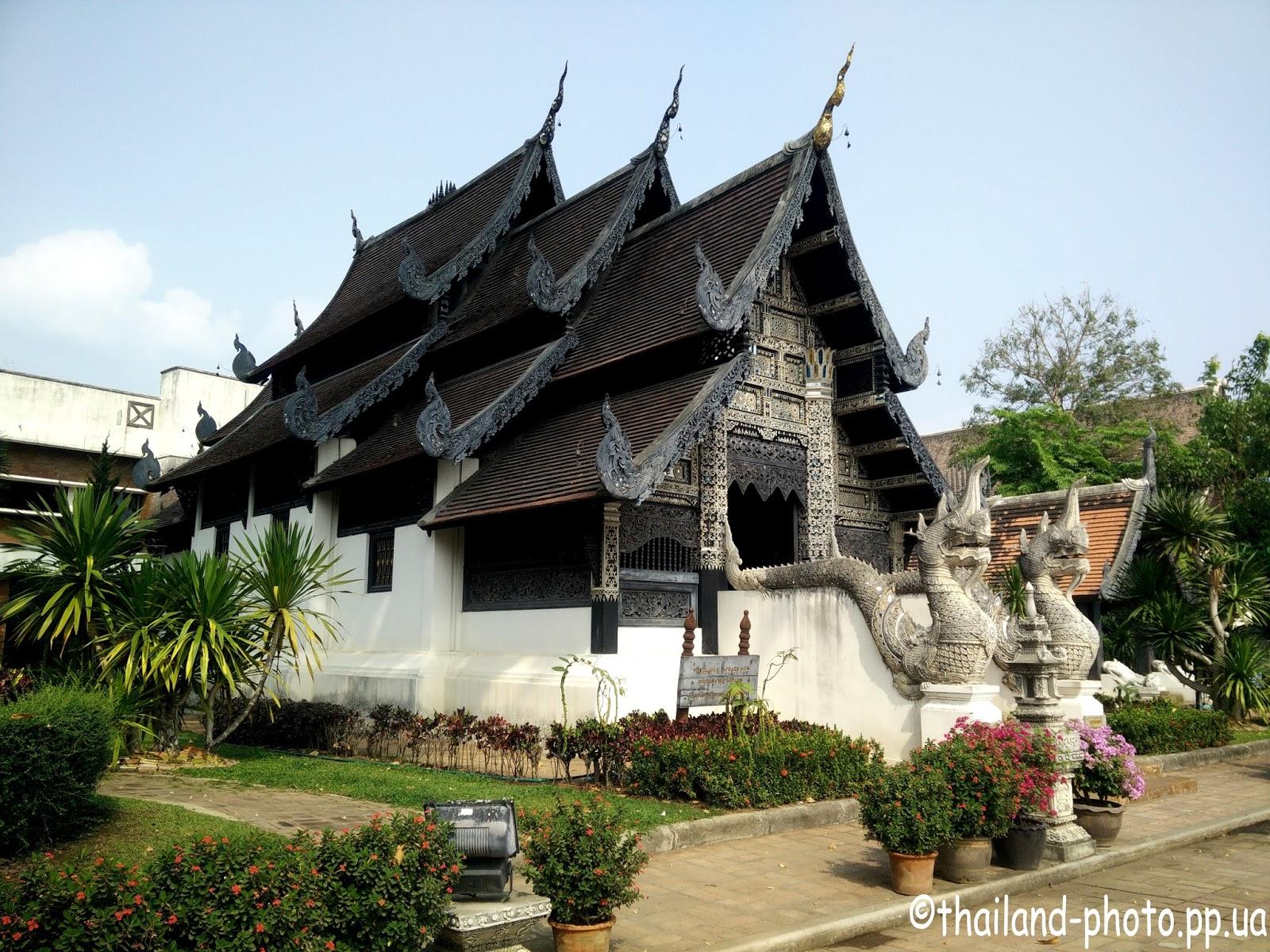 Храм в Чиангмае