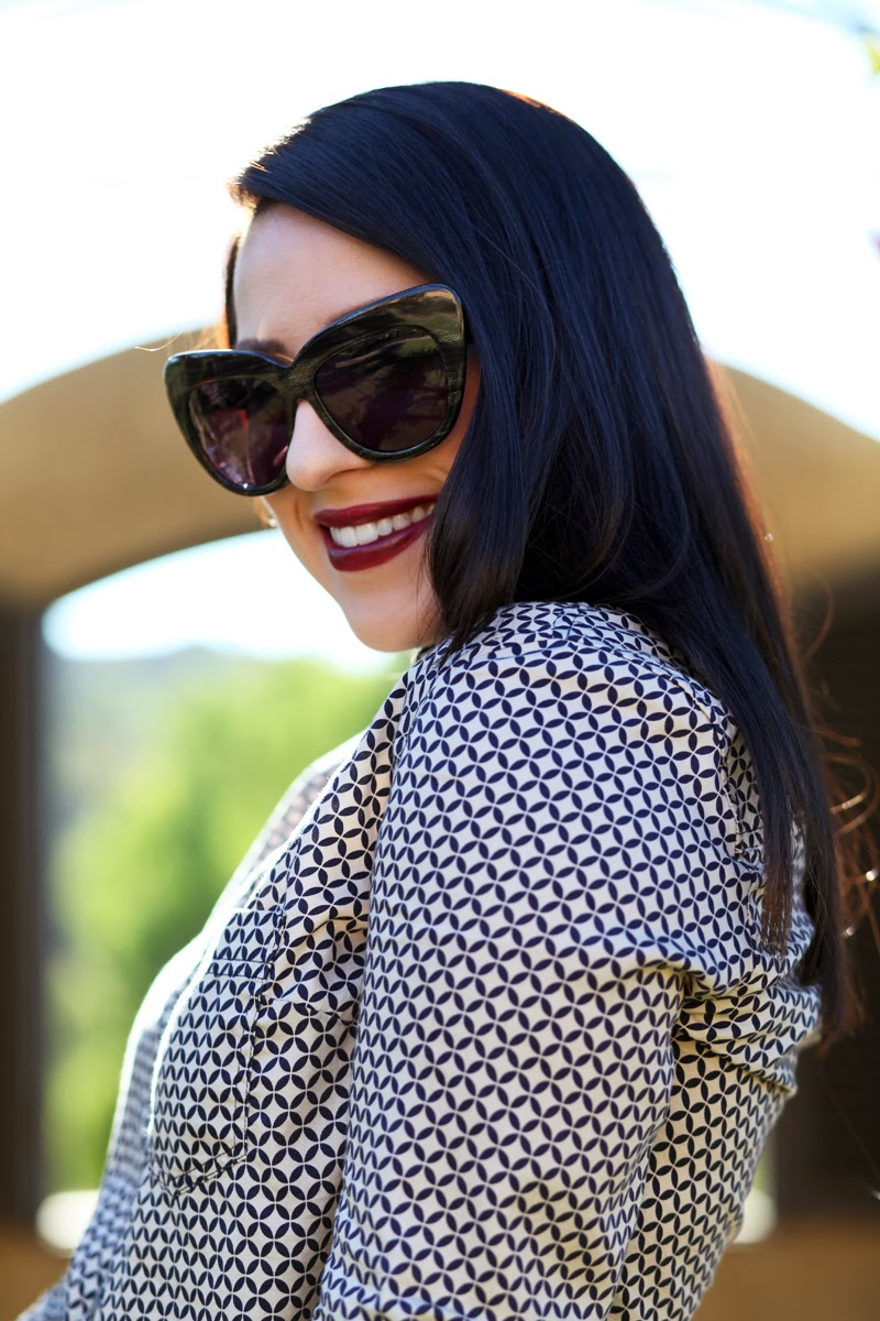 house-of-harlow-chelsea-sunglasses-mac-darkside-lipstick-beauty-blogger-brunette-makeup-ideas