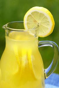 Hola! Dejo aquí la receta de la limonada por si a alguien no se le ...
