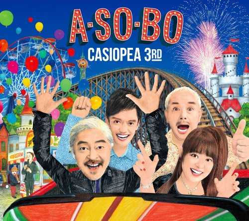 [Album] CASIOPEA 3rd – A・SO・BO (2015.04.22/MP3/RAR)
