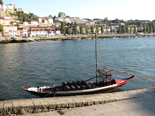 Barco Rabelo Douro River Ship Boat photo by Joao Pires Porto Portugal