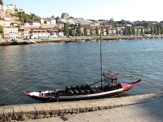 Barco Rabelo Douro River Ship Boat photo by Joao Pires Porto Portugal