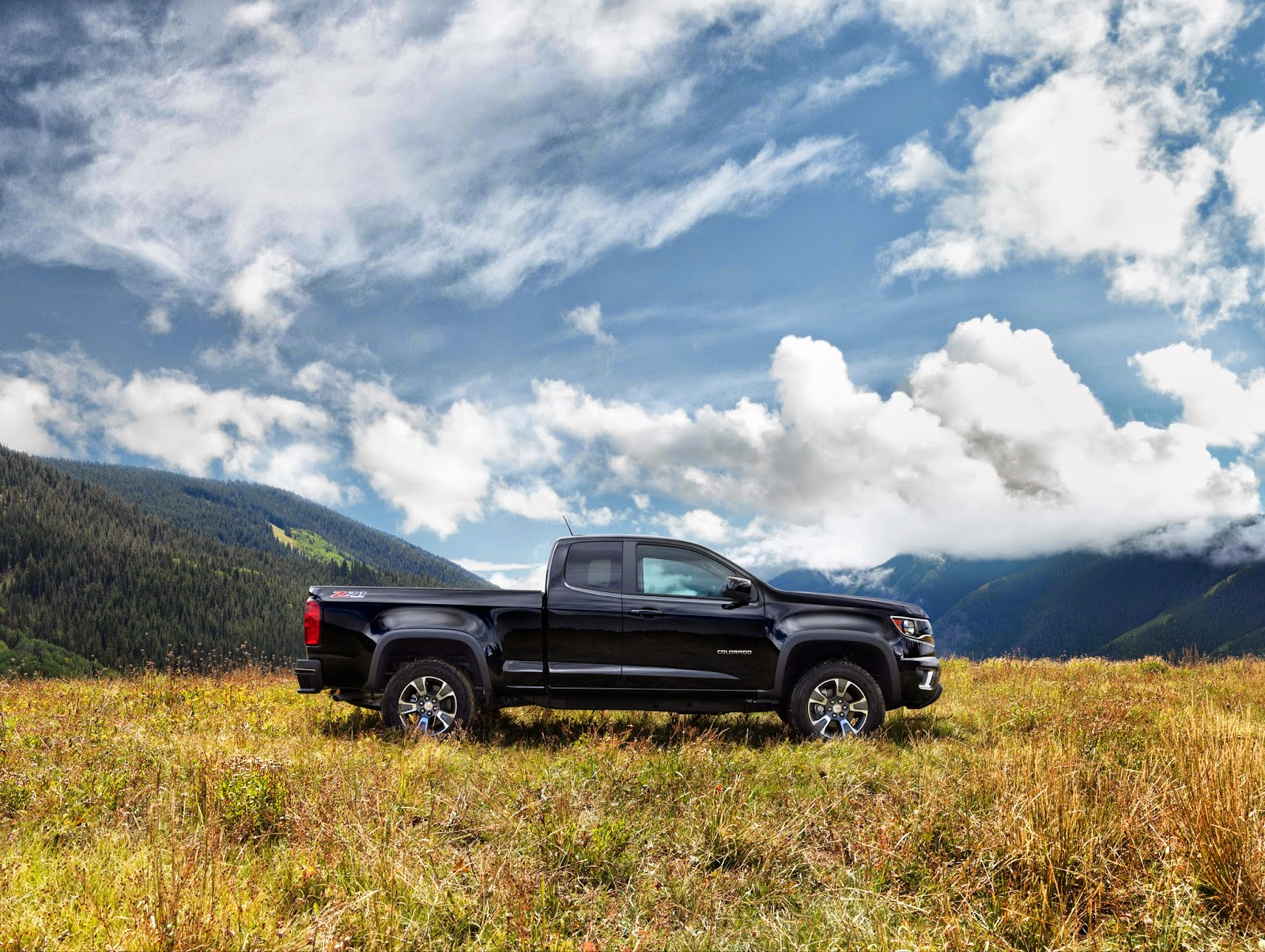 2015 Chevrolet Colorado Specifications