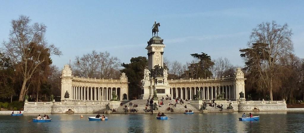Como visitar y alojarse en Madrid