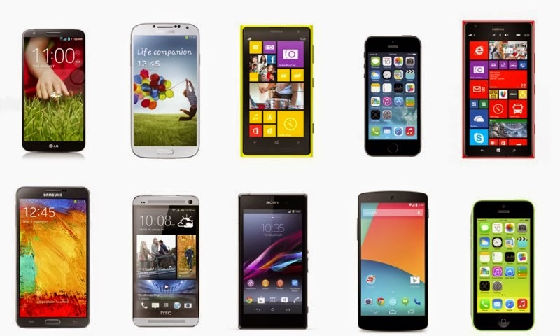 Best phones of 2014 on the market
