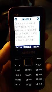 Orange Tunisie teste  la portabilité des numéros