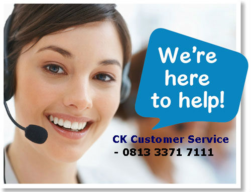 Customer Service CK