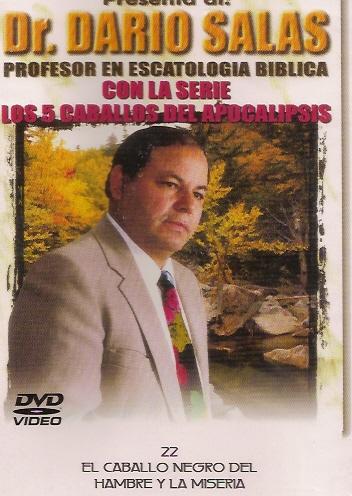 Darío Salas-Vol 22-El Caballo Negro Del Hambre y De La Miseria-RatDVD-
