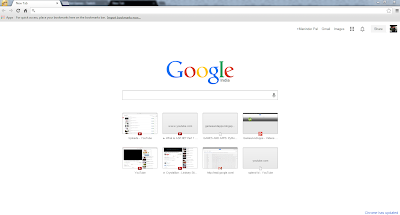 Major changes to Google Chrome - 25 September 2013