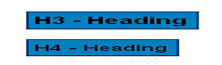 How To Customize Blog Post Sub Heading & Minor Headind