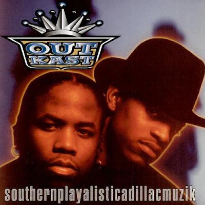 OutKast – Southernplayalisticadillacmuzik (CD) (1994) (FLAC + 320 kbps)