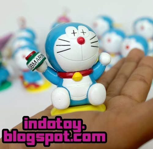 All Doraemon Style Figure