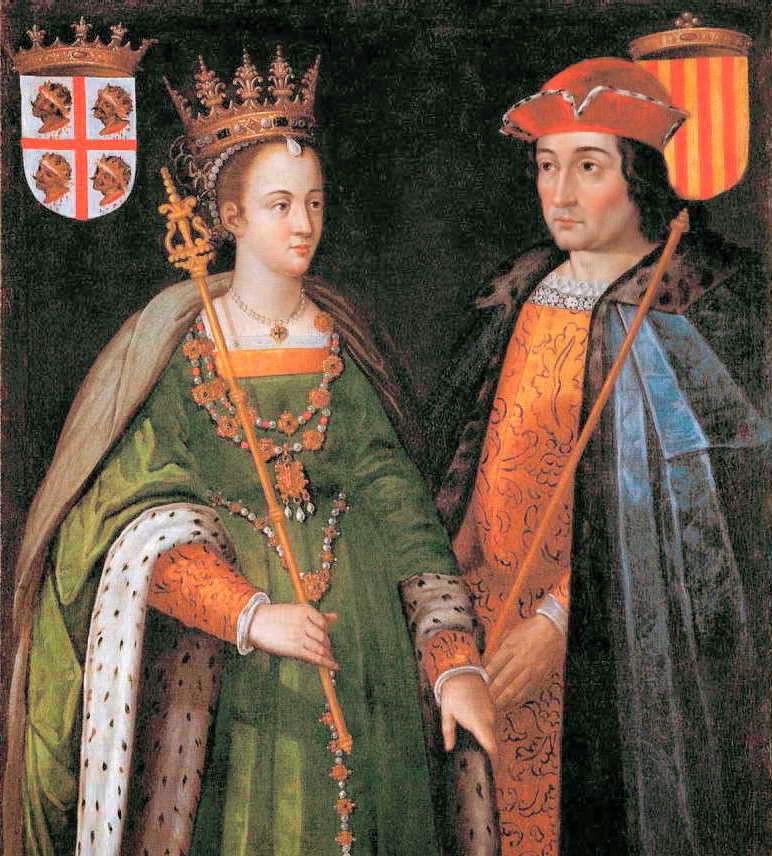 Petronila de Aragón y Ramón Berenguer