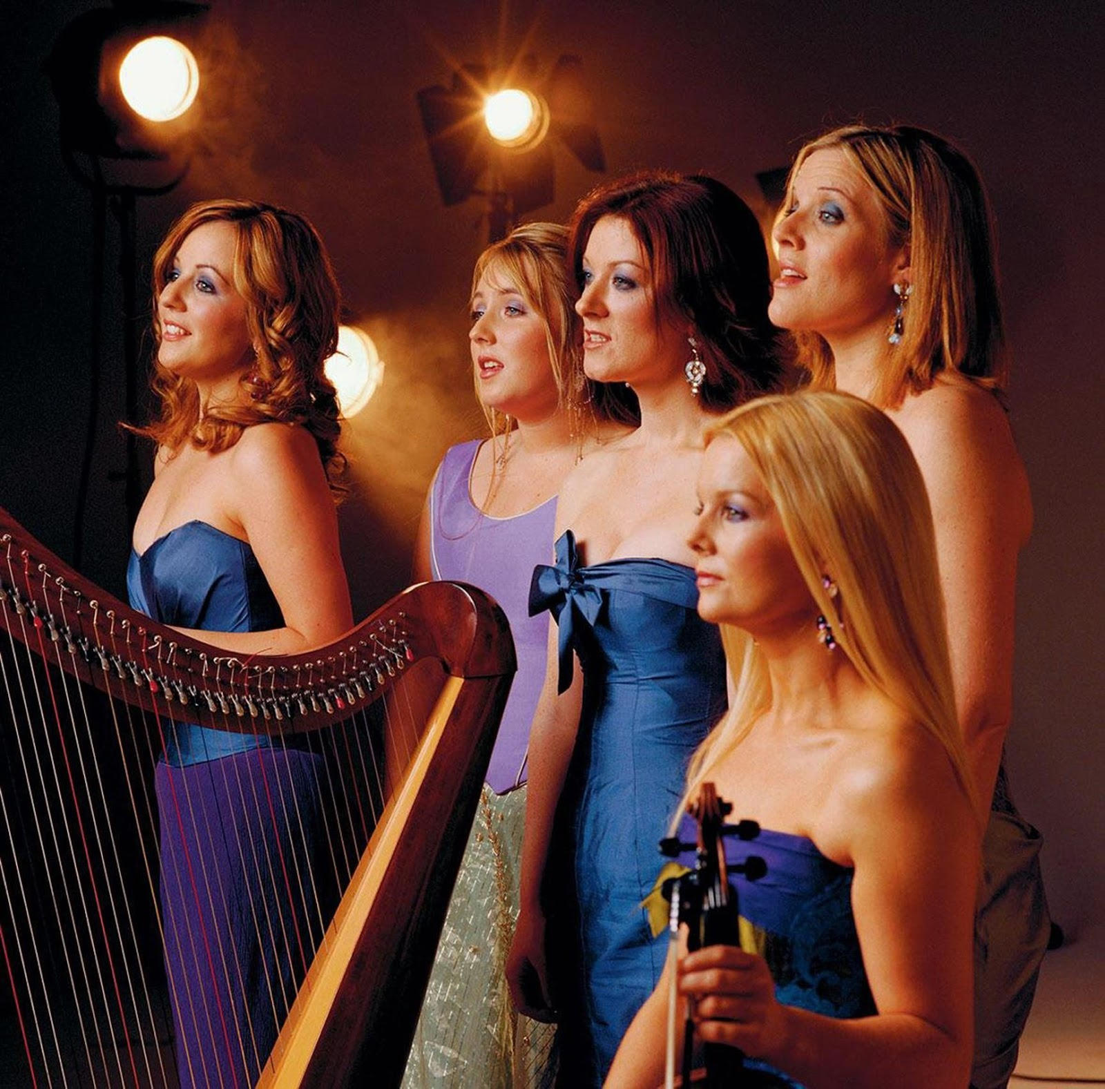 What happened to celtic woman bing