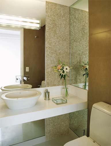 decorar banheiro simples : decorar banheiro simples:Lavabos Modernos – Ideias para todos os bolsos – Casa e Reforma