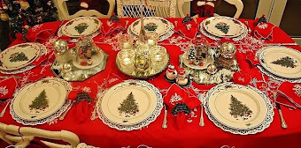 CLICK TO FIND LINKS TO CHRISTMAS TABLESCAPES