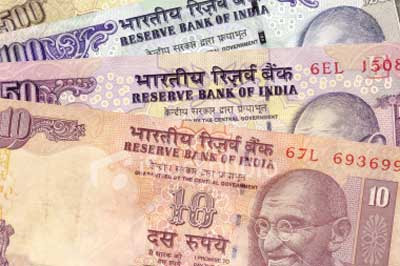 Rupee hits 2-month high as inflows rise