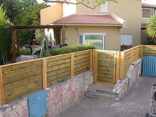 Деревянный забор. Фото 67