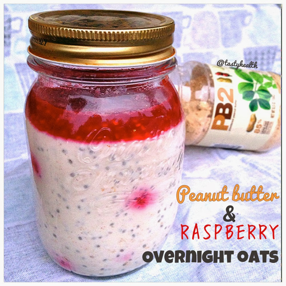 overnight oats kvarg