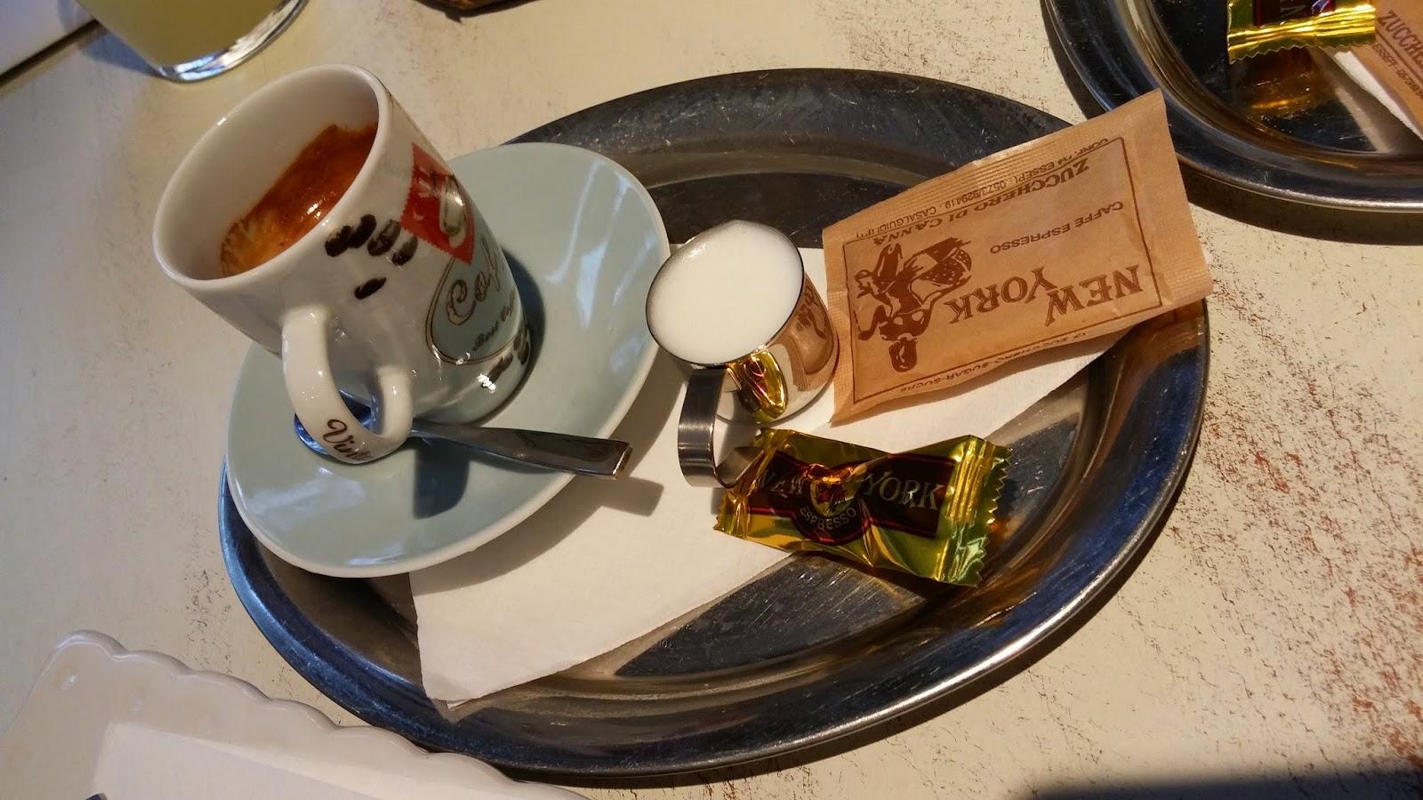 Espresso v La Familia Café