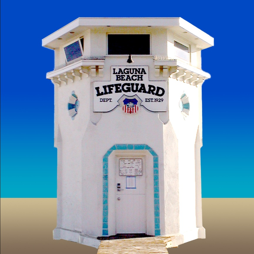 Laguna Beach Travel Info App