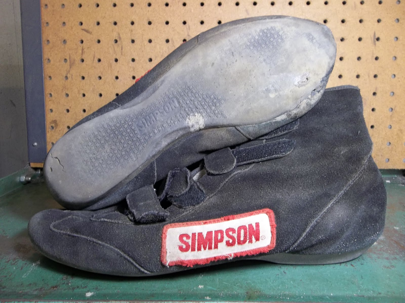 Edgewood Drive Shoe Repair Simpson Racing Shoes Resole Before And After