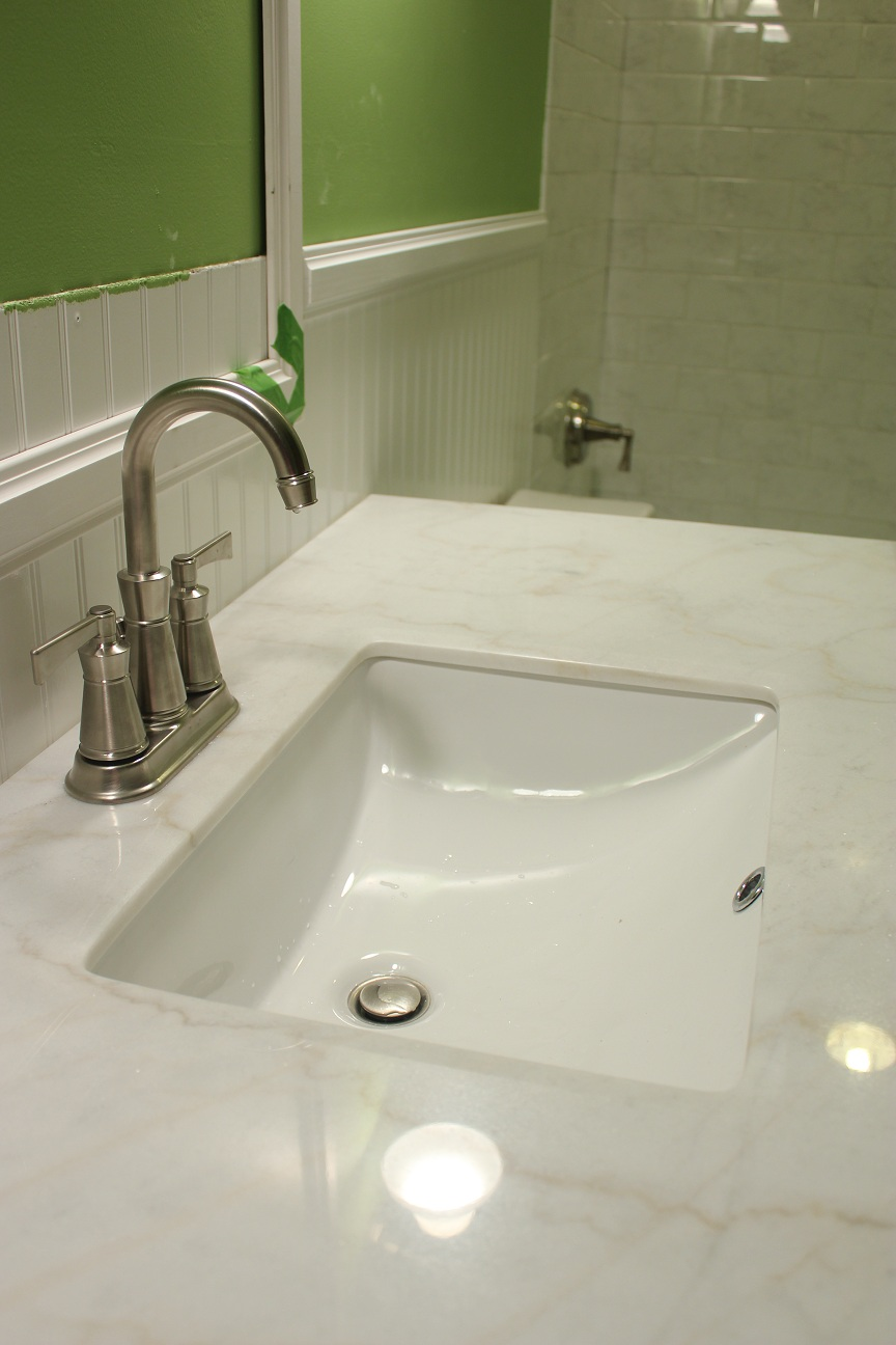 Bathroom Sink Sealant : ... Against Water Around Your Sink Caulking Bathroom Sink. Androidtop.co