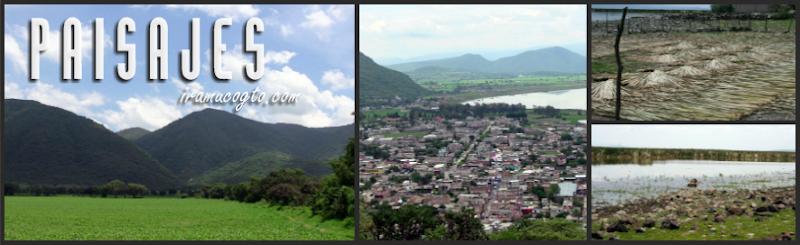 collage de paisajes de Iramuco