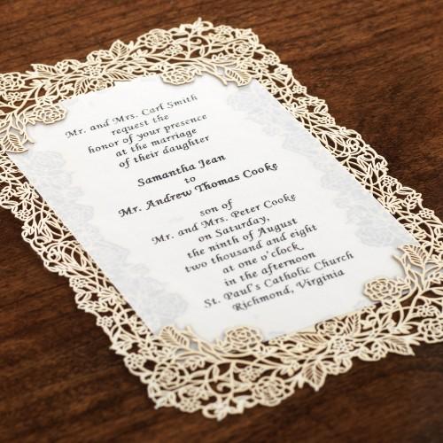 contoh surat undangan pernikahan sederhana