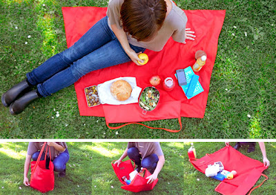 Cool and Creative Picnic Baskets and Picnic Bags (15) 6