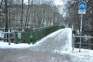 Veloroute 1 - Goebenbrücke