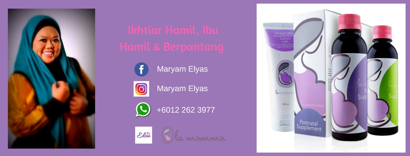 Maryam Elyas...menjadi diri sendiri...