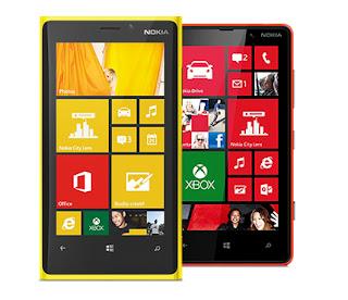 Harga dan Spesifikasi Nokia Lumia 920