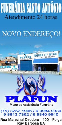 FUNERÁRIA SANTO ANTÔNIO