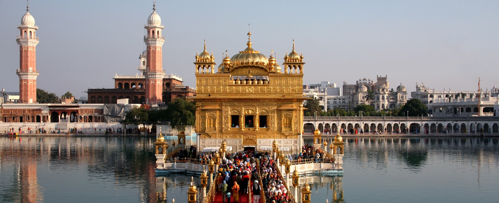 Download Golden Temple Front Image High Resolution 16x9 Hd Techdocks