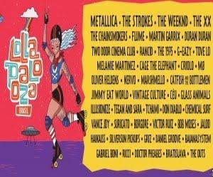 Lollapalooza Brasil - 25 e 26 de Março