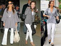 moda pantalones blancos