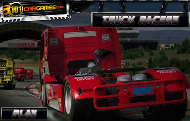 juegos de camiones carreras de trailers