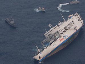 kapal terbalik 2011