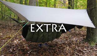 Produk Hammock Extra- Flysheet - Rainfly - Jual Hammock