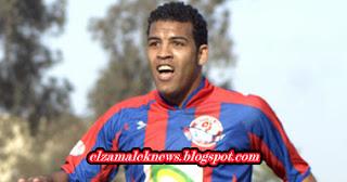 السيد حمدي مهاجم مصر المقاصة