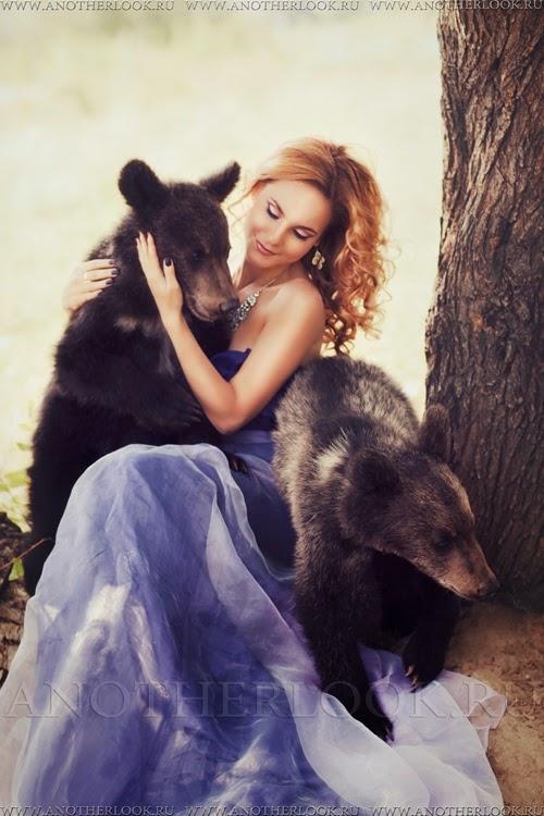 медвежата фотосессия