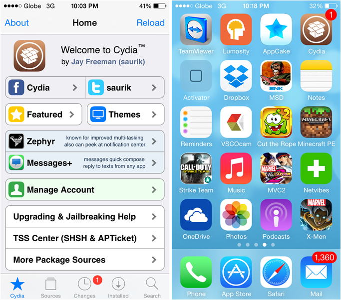Download & Install Cydia within few minutes of time