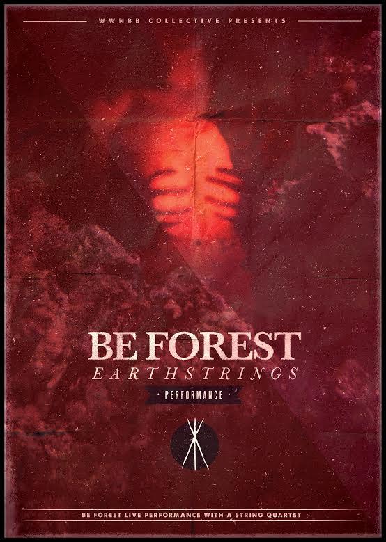 I Be Forest raccontano Earthstrings, il nuovo concerto con quartetto d'archi