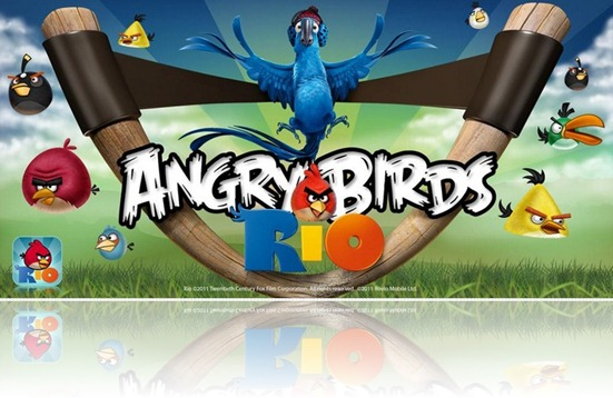 Angry Birds Rio Apk For Android OS