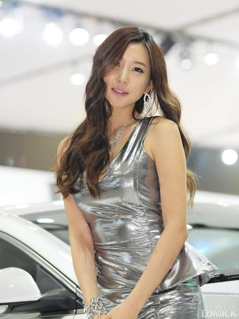 Fashion News Inspired Choi Yu Jung Seoul Motor Show Special
